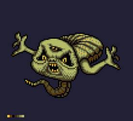 Monster. 7 Colors by Teciozzz