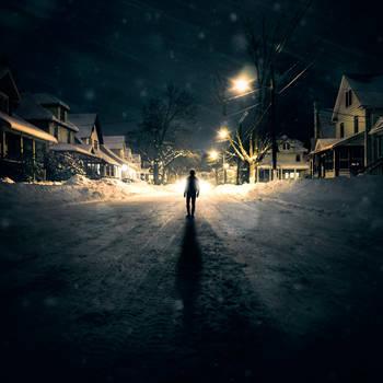 Blizzard by chelloveck