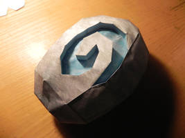 papercraft hearthstone by MorellAgrysis