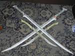 Mirkwood royal weaponry (paper)