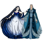Manwe and Varda