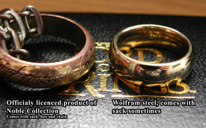 The rings of power