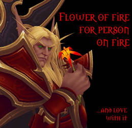 Firebloom with love