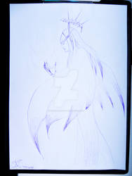 Kael - sketch