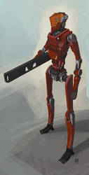Robot3 by Marcilustra