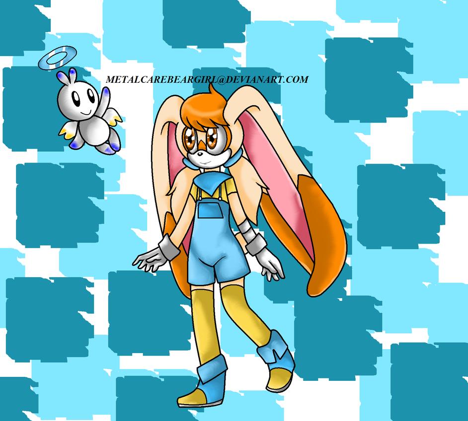 Cream Sonic Boom Idea by MetalCarebearGirl