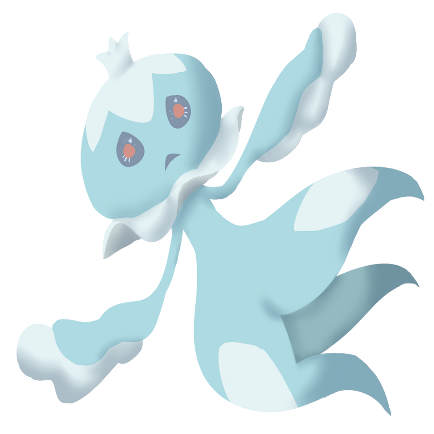 community driven pokémon frillish - 894×894