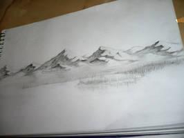Killing some time / mountains