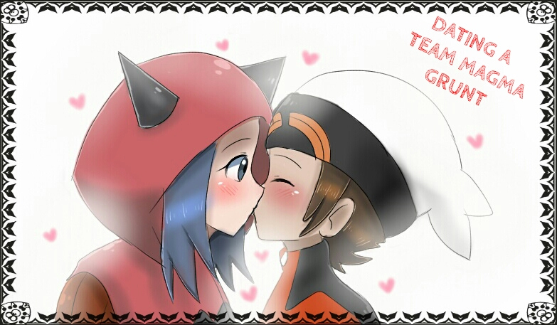 Pokemon - Dating a Team Magma Grunt (Doujinshi) 6