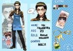 [[CD APP]] :  Hanamura, Kai