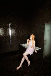 Sword Art Online Asuna  Bathroom version