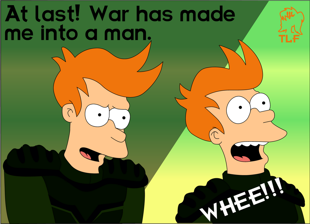 War is the H-Word by Tastes-Like-Fry