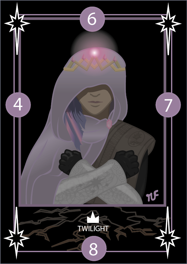 Twilight Playing Card by Tastes-Like-Fry