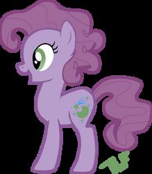 Purple Pone by Tastes-Like-Fry