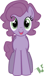 Purple Pone 2 by Tastes-Like-Fry