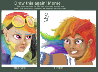Drawing RD again by Tastes-Like-Fry