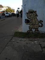 Bomb cat by symbion-pandora