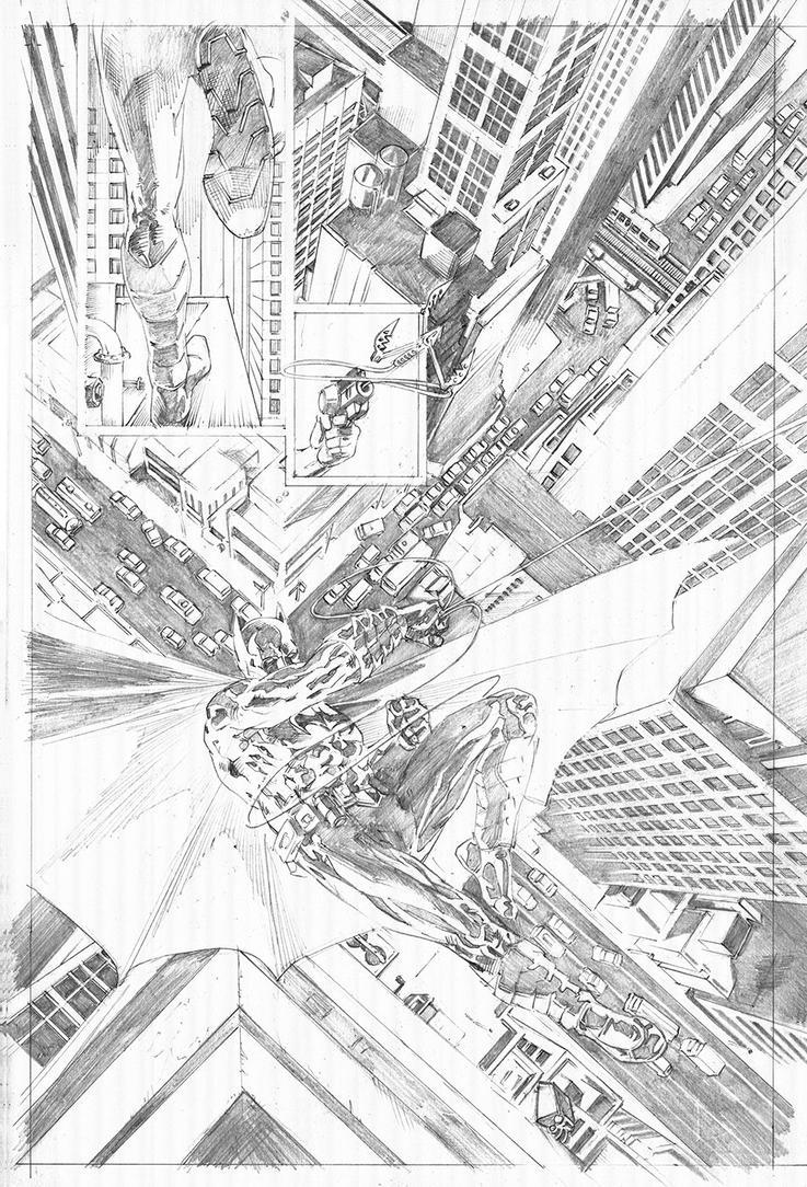 Batman by ZelitoRodrigues