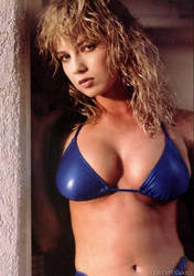 Traci Lords In Blue Bikini17 by CaptPatriot2020