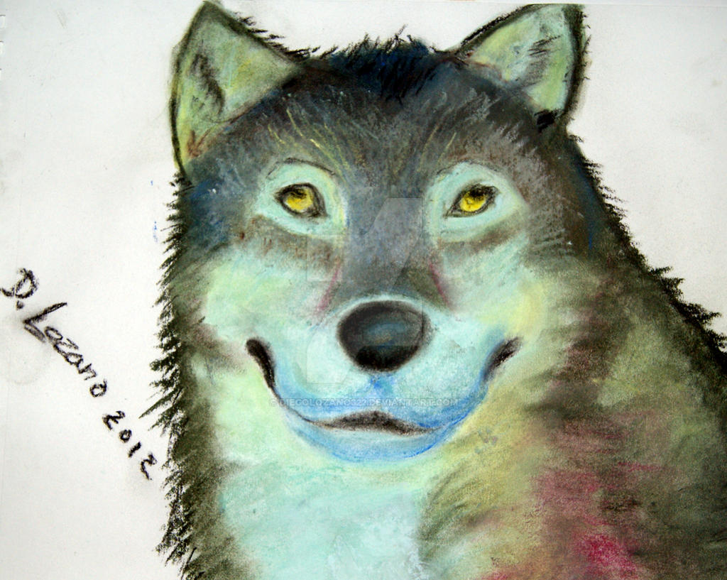 WOLF by diegolozano322