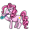 MLP: Pinkie Pie by JipsieChan