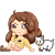 Bee And Puppycat Icon *Free* by JipsieChan