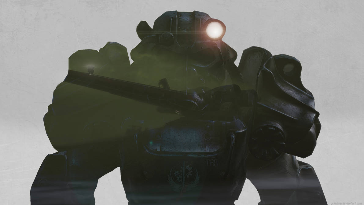 Fallout 4 Brotherhood Of Steel Wallpaper By Grindone On Deviantart