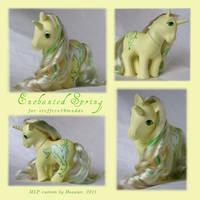 Enchanted Spring by Haawan