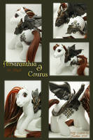 Amaranthia and Caurus by Haawan