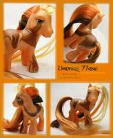 Bronze Flare by Haawan