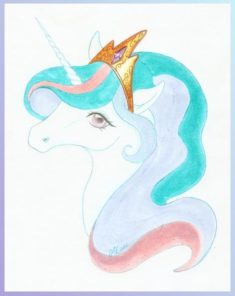 Princess Celestia by Haawan