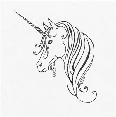 Unicorn Tattoo Design By Haawan On DeviantArt