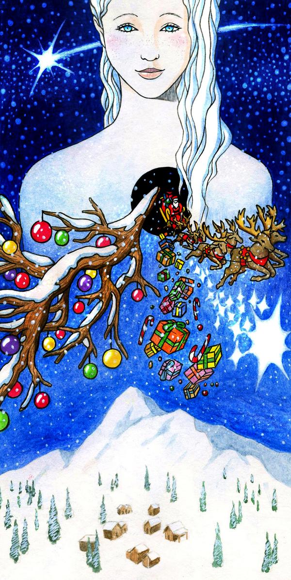 Christmas Spirit by Nekromantics