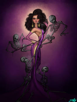 The Seven Deadly Sins *VANITY