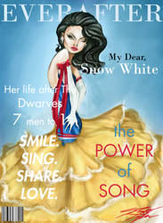 EverAfter Magazine | Snow White by dantetyler