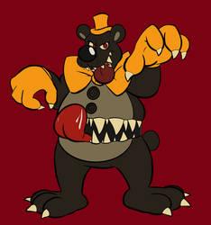 Toony Nightmare Freddy