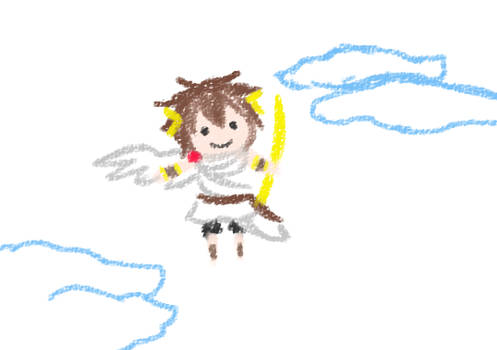 Crayon Drawing 4