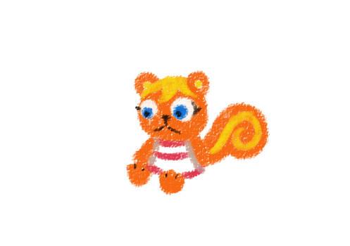 Crayon Drawing 11