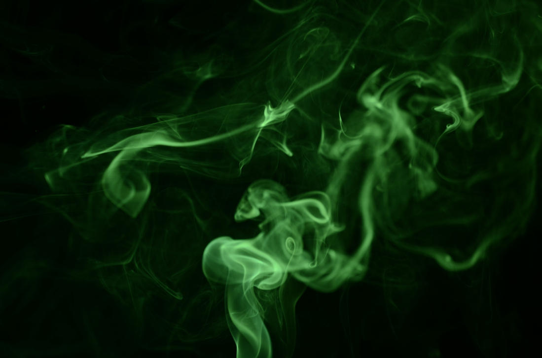 Smoke Used In Car Commercials Flow Visualization