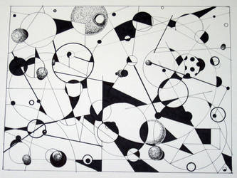 Geometric Forms Exercise by digistyle