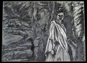 Grecian Priestess by digistyle