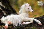 Fantasy unicorn toy