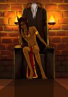 Mephistopheles by Djinna