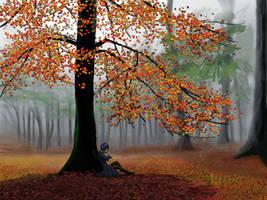 Under the Oak by Djinna