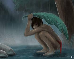 Mowgli by Djinna
