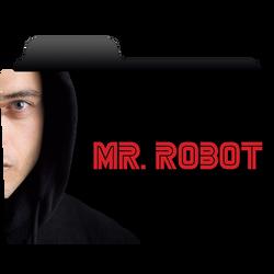 Mr. Robot folder icon V1