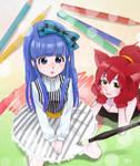 Paigee World  original character Aoi-chan,Nyan