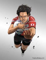 Rugby Japan team