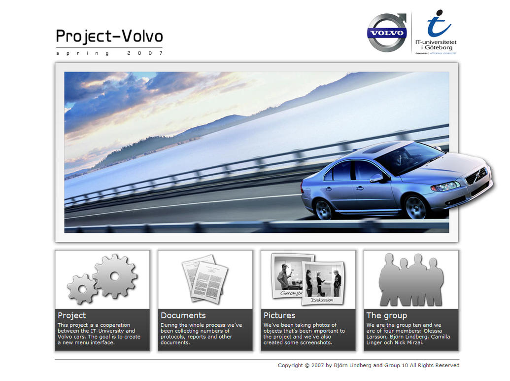 Project Volvo by miffo