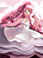 Rose Quartz by BlubberBunny
